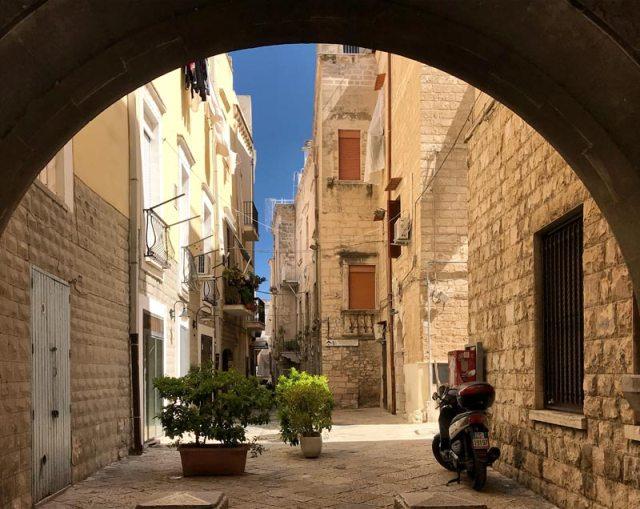 Visitare Bari Vecchia vale il viaggio in Puglia