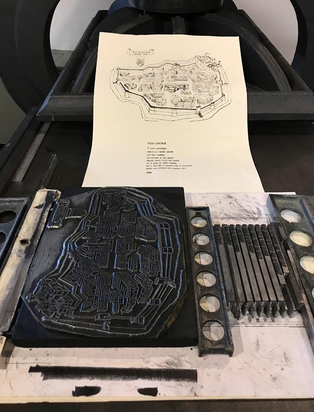Il Museo della Stampa di Soncino ti porta indietro nel tempo tra inchiostro e torchi!
