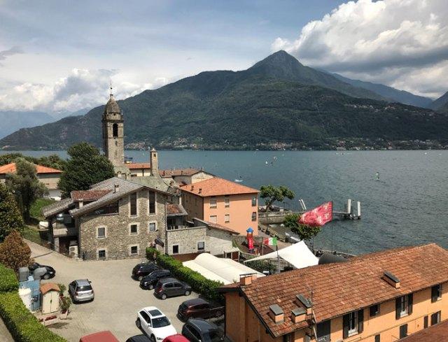 La Chiesa di San Vito è la cosa più bella di Cremia, comune del Lago di Como