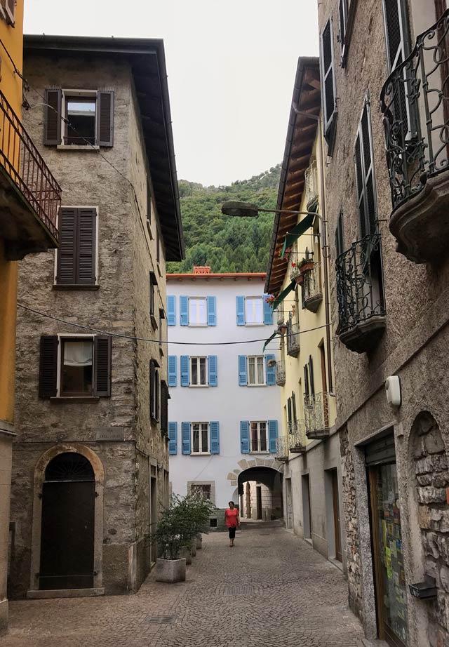 Dongo è un paese tranquillo dell'Alto Lago di Como famoso per la cattura di Mussolini