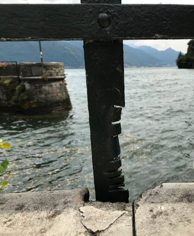 Dongo è un paese del Lago di Como legato a Benito Mussolini: qui venne imprigionato
