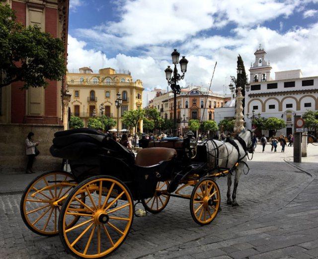 Siviglia in Andalusia è una città molto tradizionalista: questo è il suo fascino