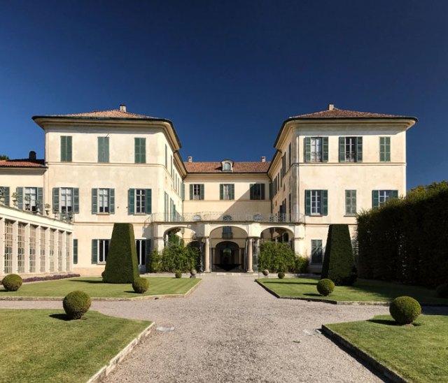 Villa Litta Panza e la sua collezione d'arte è uno dei posti da vedere a Varese