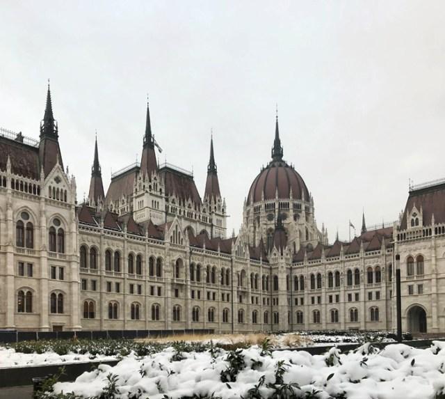 Il Parlamento è figlio dell'epoca d'oro di Budapest, da metà Ottocento al 1914.