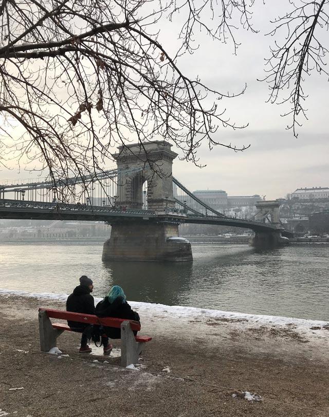 Cosa vedere a Budapest? Il Ponte delle Catene, simbolo dell'Ungheria