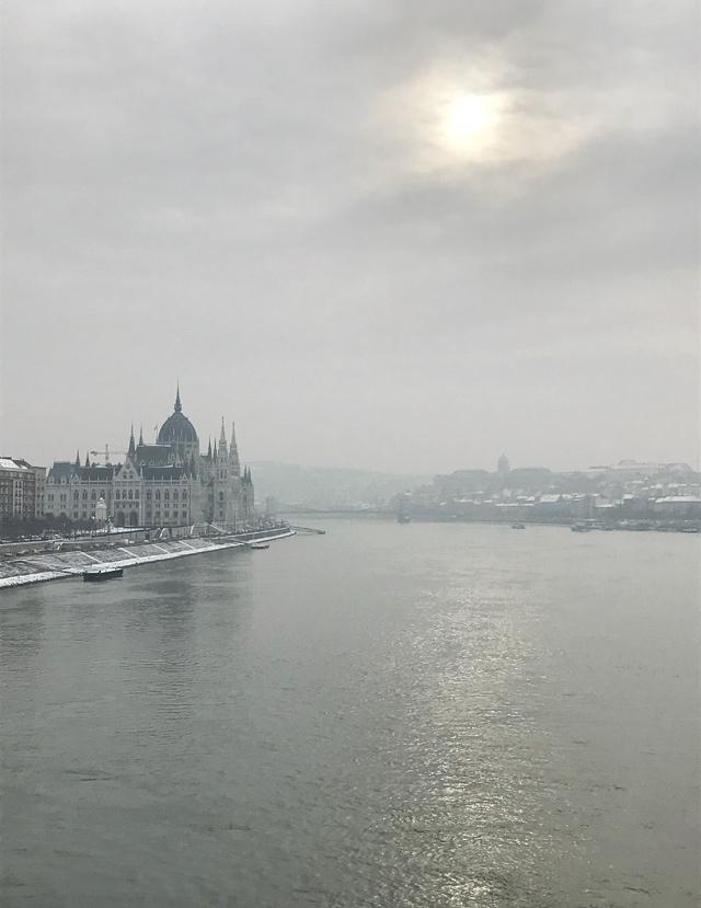 Budapest è una città che regala panorami meravigliosi da vedere e fotografare
