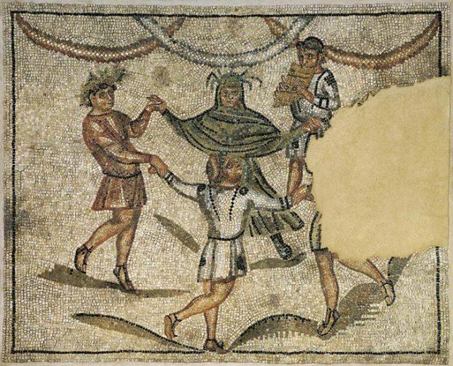 La Domus dei tappeti di pietra è un'area archeologica di Ravenna con raffinati mosaici romani