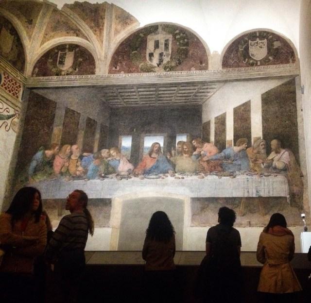 La Lombardia ha preziose città d'arte, a partire da Milano e l'Ultima Cena