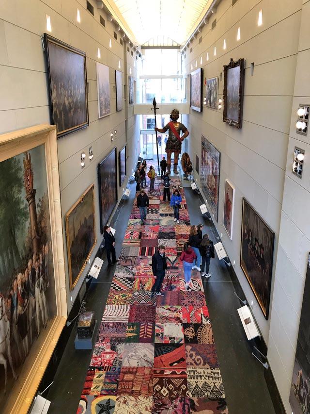 L'Amsterdam Museum racconta tutta la storia di Amsterdam dalla fondazione ai tempi moderni