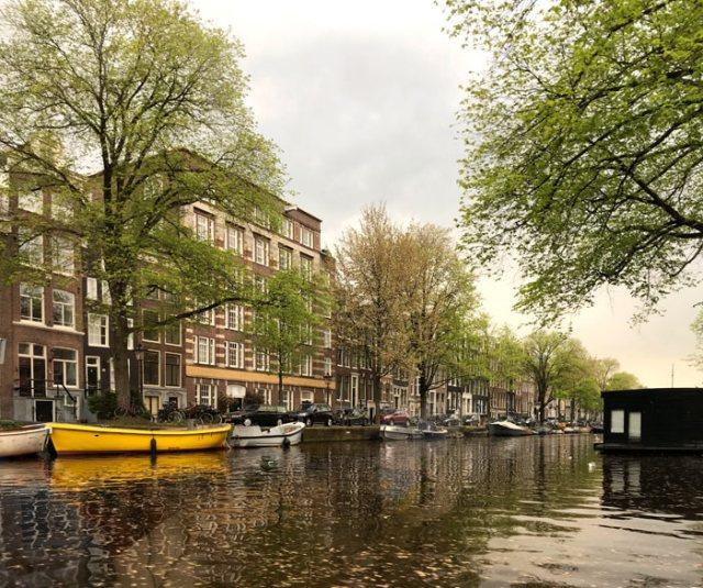 La crociera sui canali è il miglior modo per scoprire Amsterdam comodamente