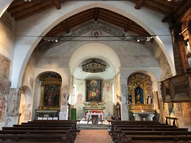 Col Treno dei Sapori puoi visitare il monastero di San Pietro in Lamosa