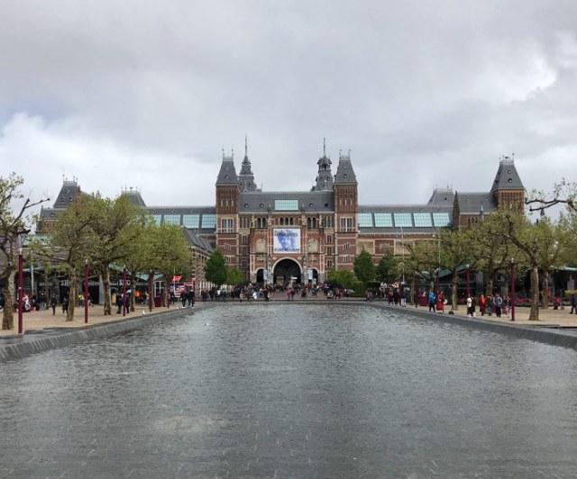 Il Rijksmuseum di Amsterdam è uno dei musei più importanti al mondo!