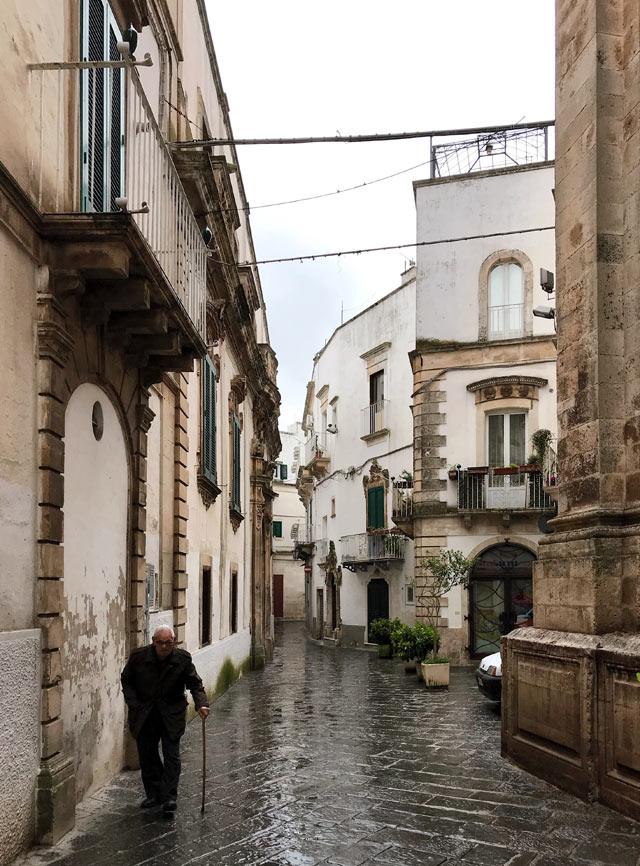 Il centro storico di Martina Franca è un labirinto barocco in cui è meraviglioso perdersi