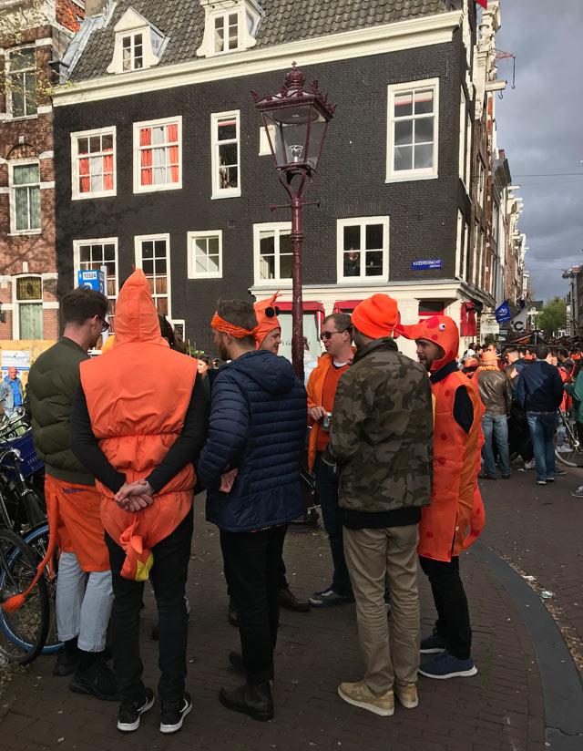 In quale quartiere di Amsterdam godersi il Giorno del Re? Il Jordaan