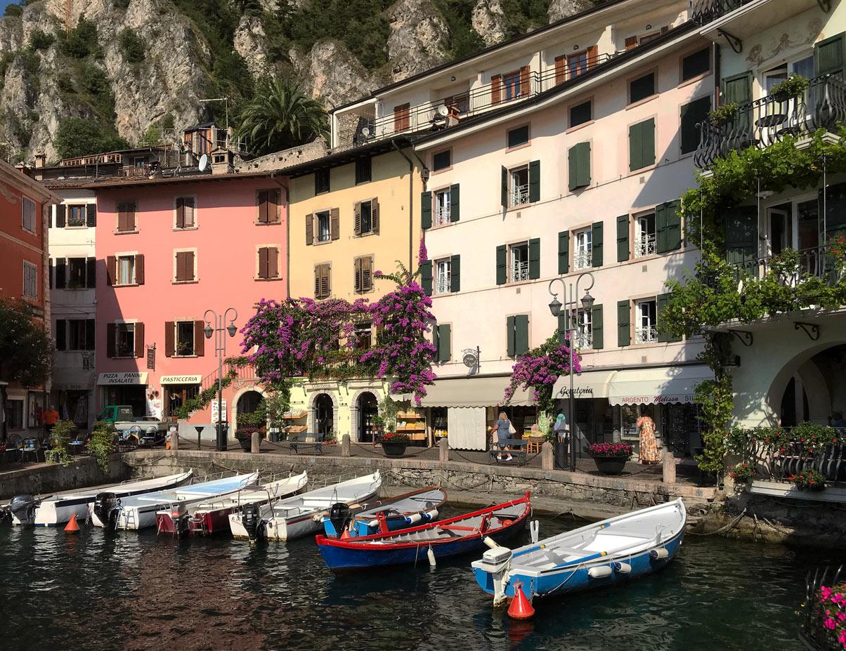 Un giorno sul Lago di Garda in Lombardia: da Limone a Salò ...