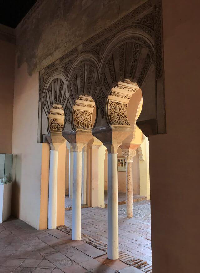 L'Alcazaba è una delle cose da visitare a Malaga in Andalusia