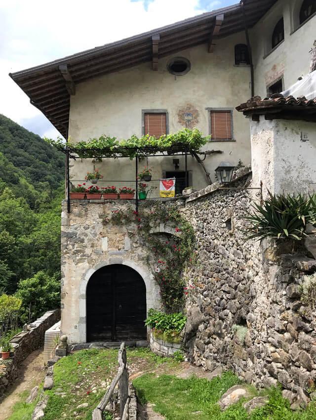 Cornello dei Tasso è uno dei borghi più belli d'Italia