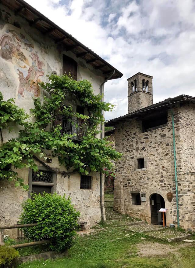 Cornello dei Tasso è uno dei borghi più belli d'Italia della Lombardia