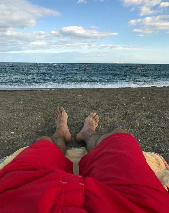 Le spiagge sono una delle attrazioni imperdibili di Malaga