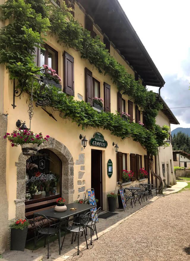 Cornello dei Tasso è con merito uno dei borghi più belli d'Italia