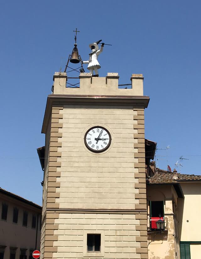 Montepulciano è uno dei borghi più belli della Toscana