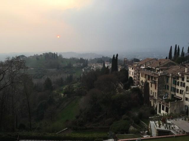 Asolo in Veneto regala panorami fantastici: perciò è la città dei 100 orizzonti