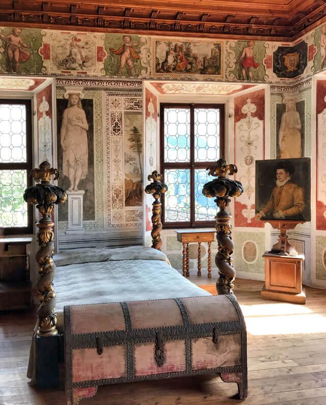 Cosa vedere in Valchiavenna? Palazzo Vertemate Franchi, capolavoro rinascimentale