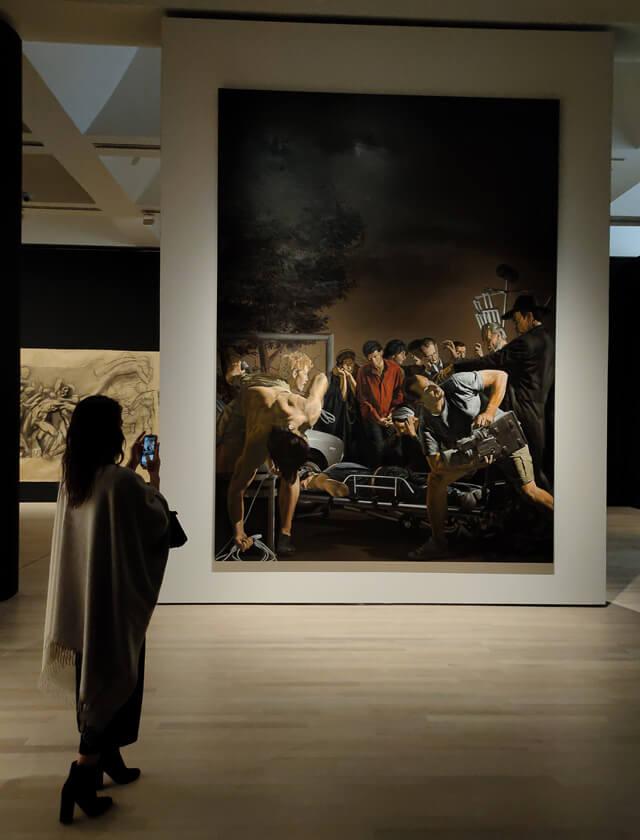 Caravaggio il contemporaneo paragona il classico con Pier Paolo Pasolini