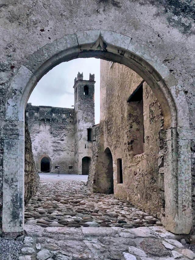 Castel Beseno è uno dei castelli più belli del Trentino