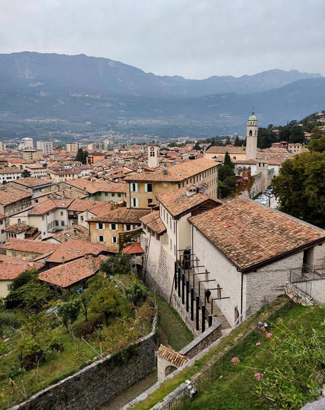 Cosa vedere a Rovereto in Trentino?Il Mart e molto altro