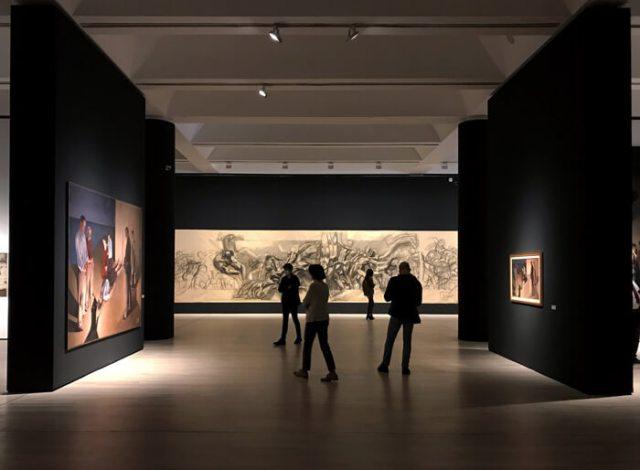 Caravaggio il contemporaneo è la mostra attuale del Mart di Rovereto