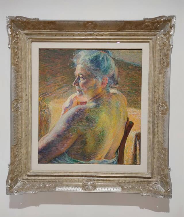 Al Mart di Rovereto ci sono opere di Umberto Boccioni