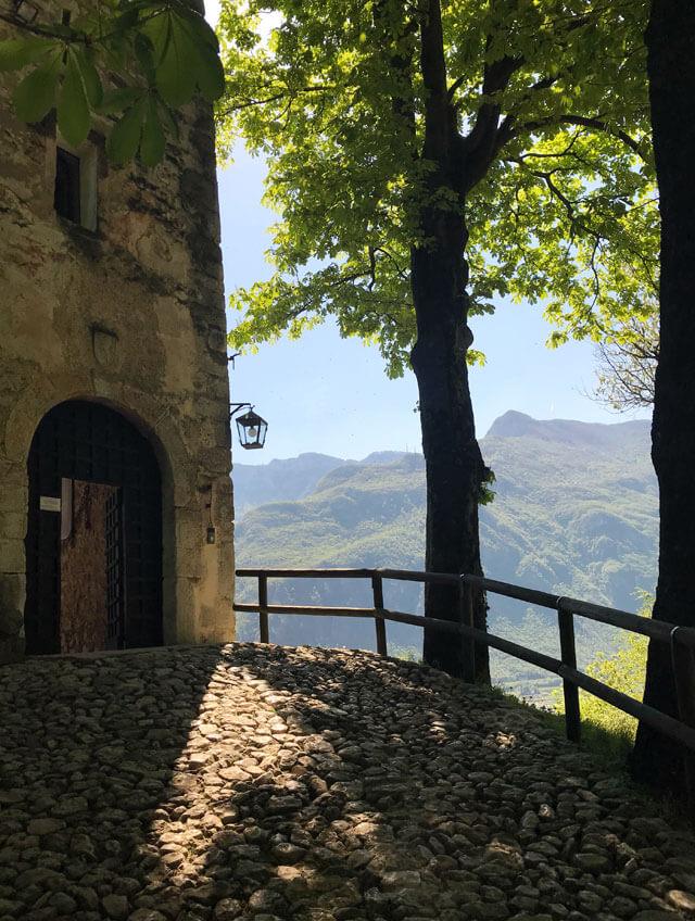 Il Castello di Avio è uno dei castelli più belli del Trentino.