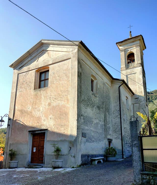 La chiesa della Visitazione è il simbolo di Priezzo
