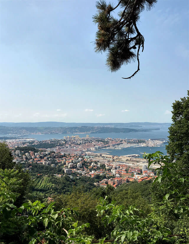 Come raggiungere Trieste? In auto o treno è facile ma lungo
