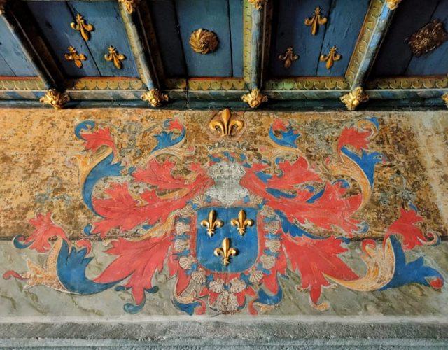 Tra i castelli della Valle d'Aosta visitabili c'è il castello di Issogne