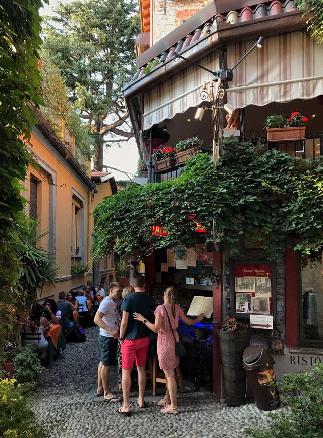 Bellagio è la perla del Lago di Como: è stupenda