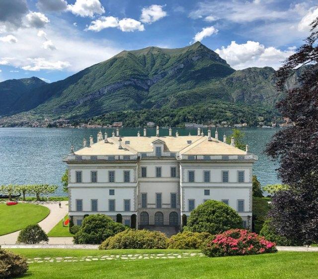 I giardini di Villa Melzi sono da vedere a Bellagio