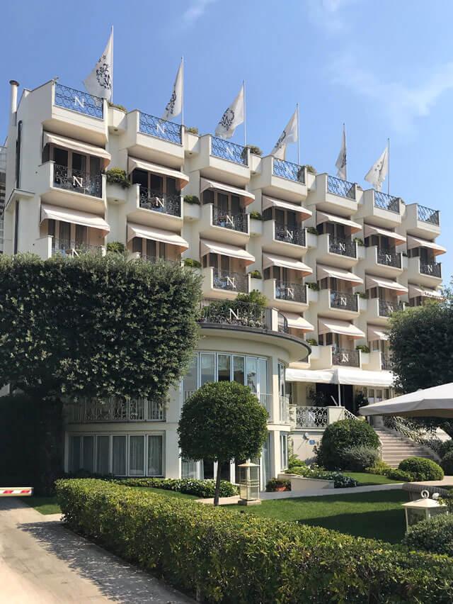 L'Hotel Il Negresco è perfetto per la Versilia e la Riviera Apuana