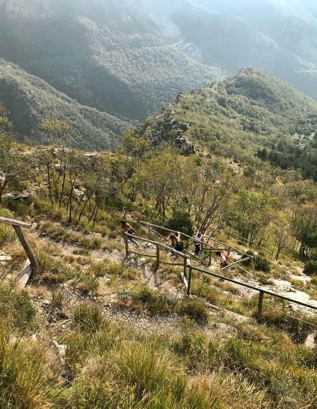 L'Orto Botanico delle Alpi Apuane è da vedere a Massa