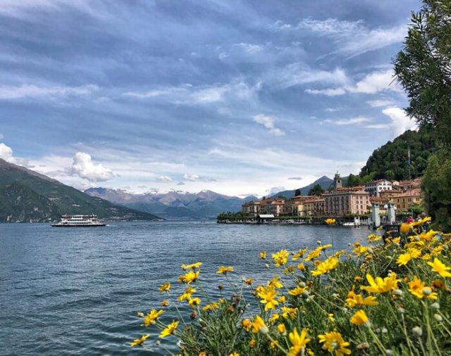 Quando visitare Bellagio? In primavera con le fioriture dei giardini sul Lago di Como