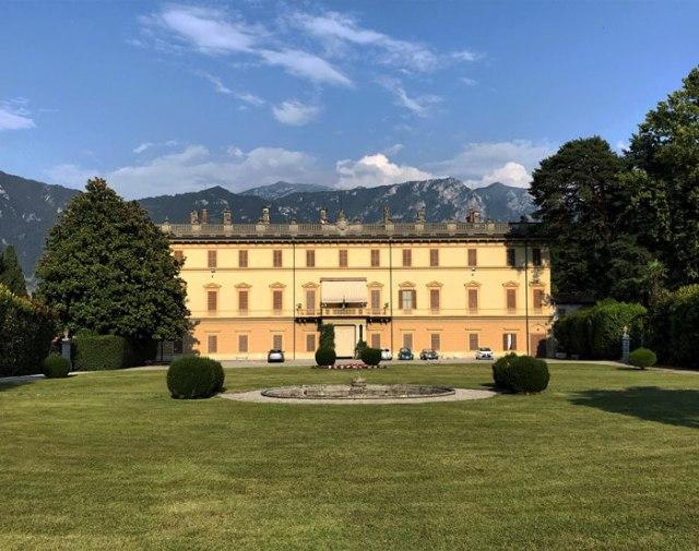 Villa Giulia a Bellagio è una delle ville più belle del Lago di Como