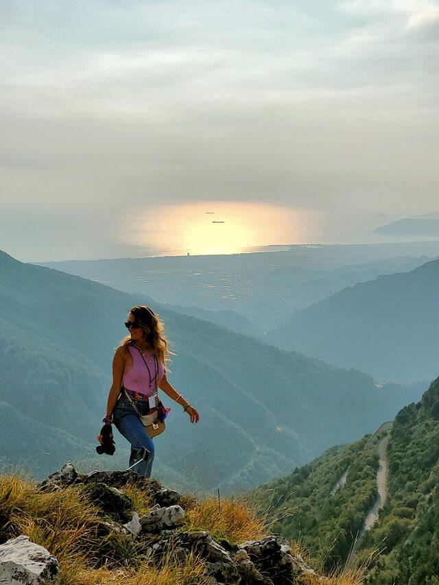 L'Orto Botanico della Alpi Apuane regala una vista fantastica!