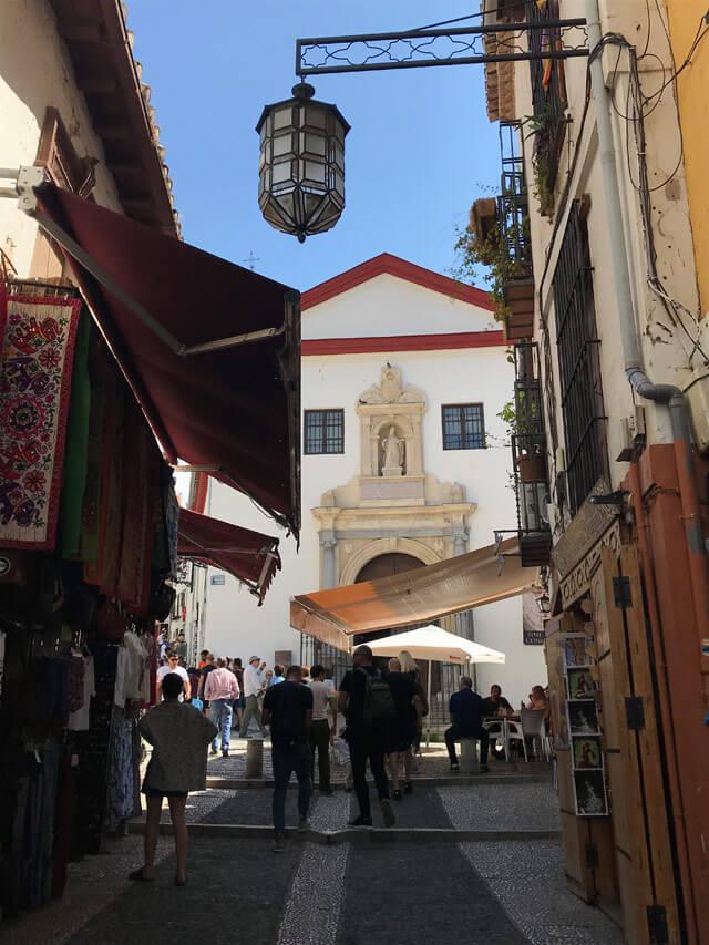 L'Albaicín è il quartiere moresco Patrimonio Unesco di Granada