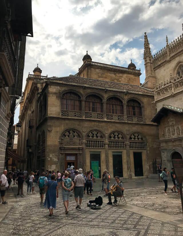 La Capilla Real è da vedere a Granada in Andalusia