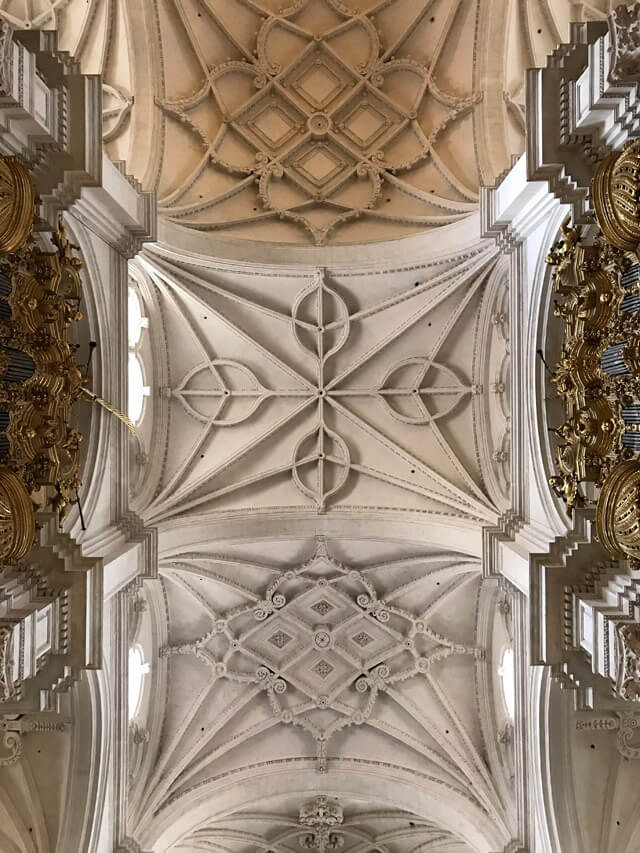 La Cattedrale di Granada è imponente e in stile rinascimentale-barocco