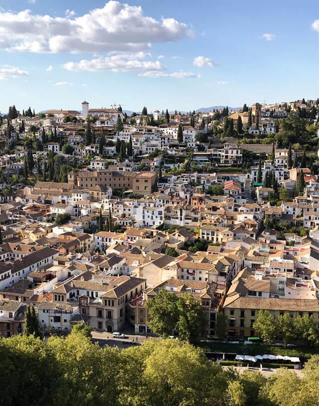 Cosa vedere a Granada in 3 giorni? L'Alhambra, l'Albaicín e molto altro