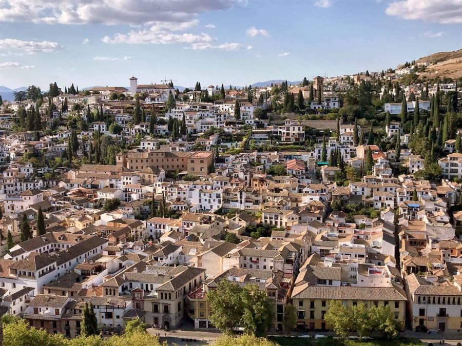 Cosa vedere a Granada