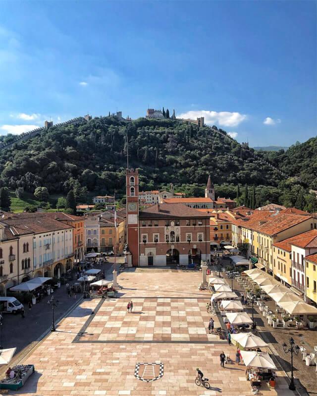 Marostica è uno dei posti più belli del Veneto