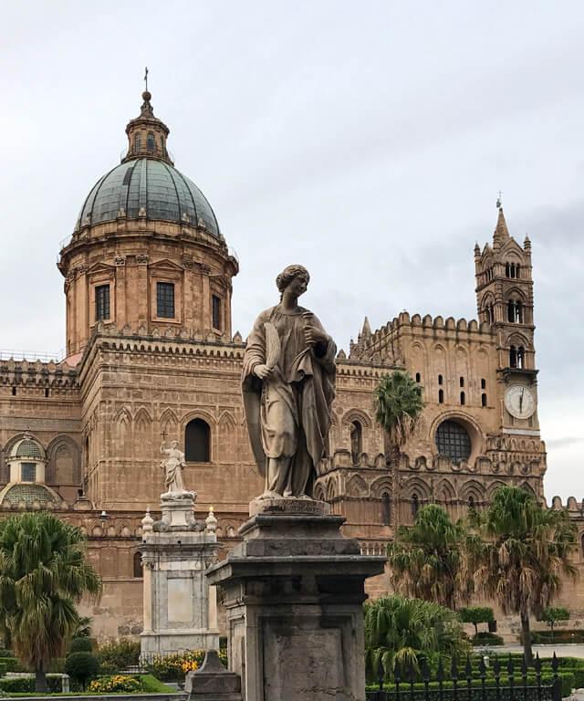 È facile viaggiare a Palermo dal nord Italia coi voli low cost!